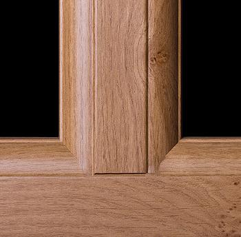 Legacy Wooden Alternative Window