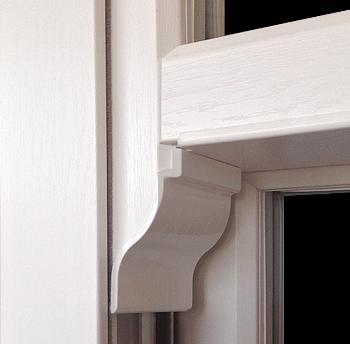 Flush Fitting Sash Wooden Alternative Window
