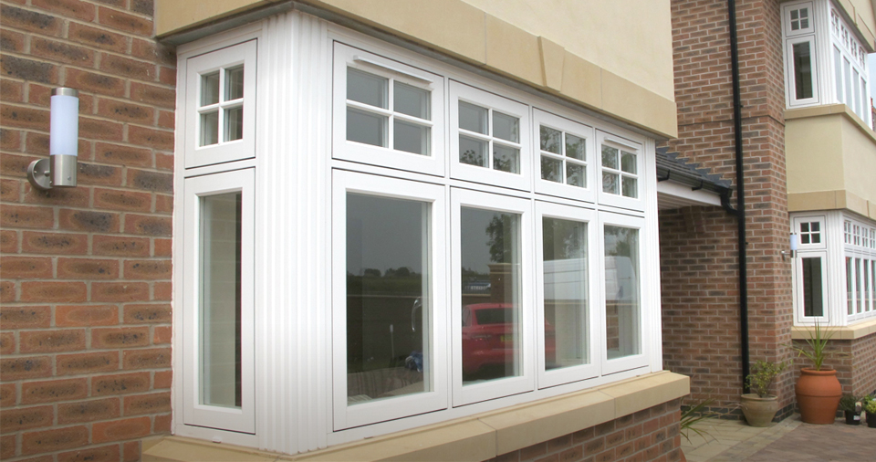 Flush Sash Casement Wooden Alternative Windows