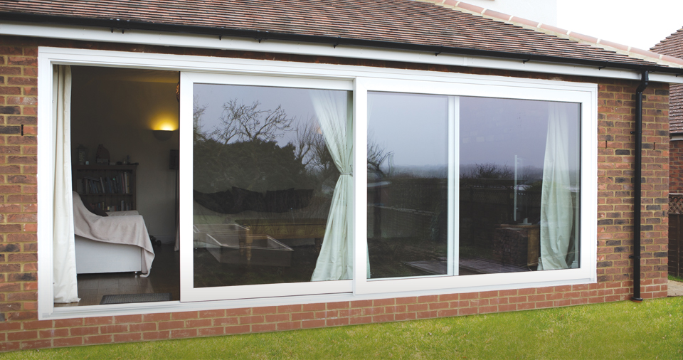 Large Sliding Patio Doors 960 x 506