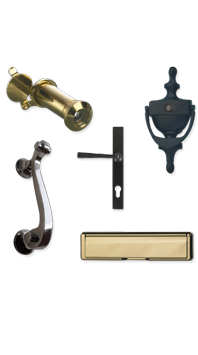 solidor hardware selection