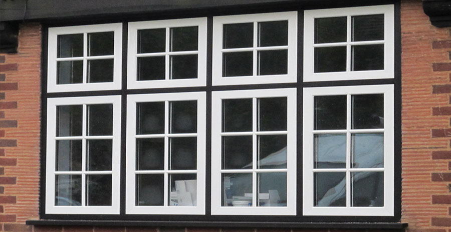 flush fitting timber-windows