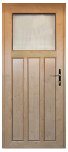 Alternative to Timber Door