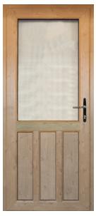 Alternative to Timber Door
