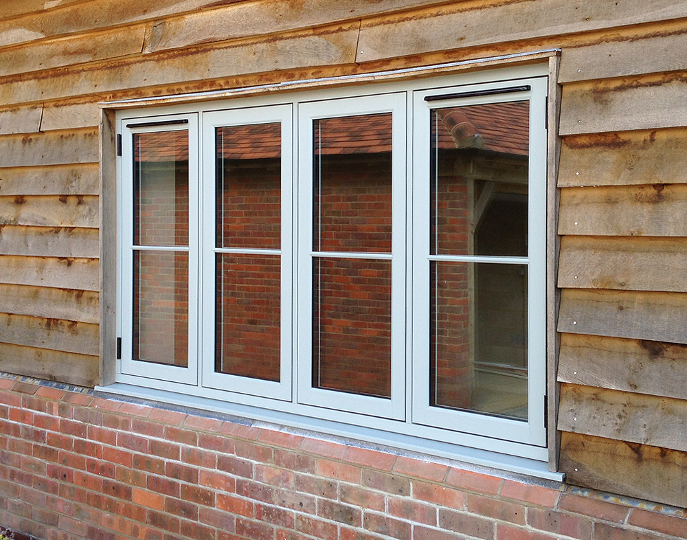 Flush Fit Windows : Flush fitting timber windows