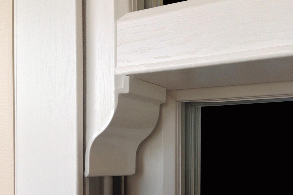 heritage vertical sliders